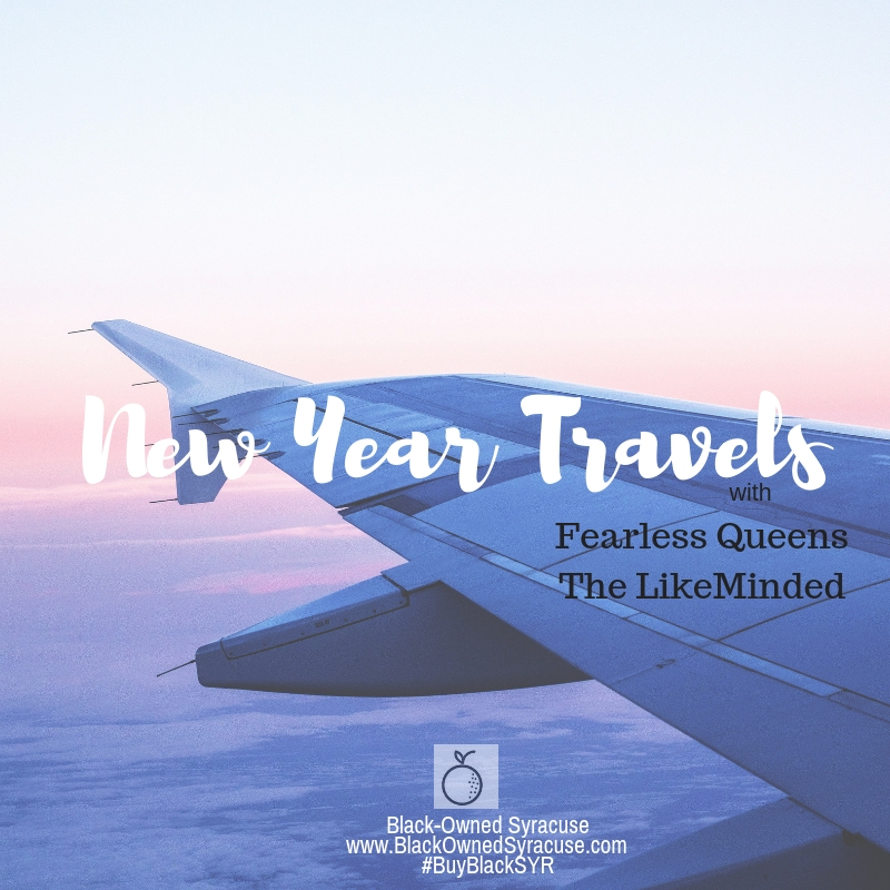 New Year Travel Opportunities